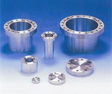 アルミニウム合金製 CrN 表面処理 ICFフランジ