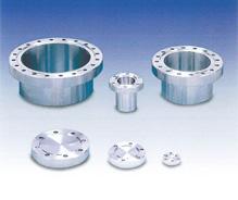 アルミニウム合金製 NiP 表面処理 ICFフランジ